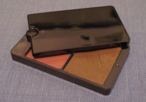 Semana de Hourglass: Duo colorete/bronzer Sunset
