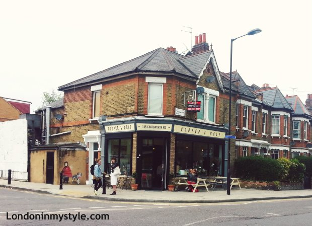 Chatsworth road london 25