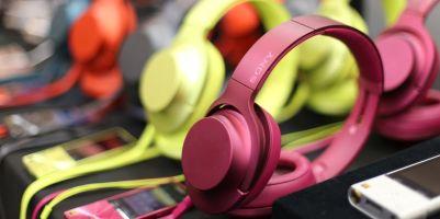 sony h ear headphones